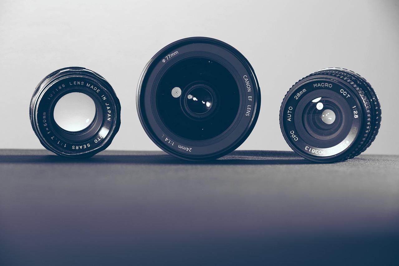 カメラレンズの買取価格