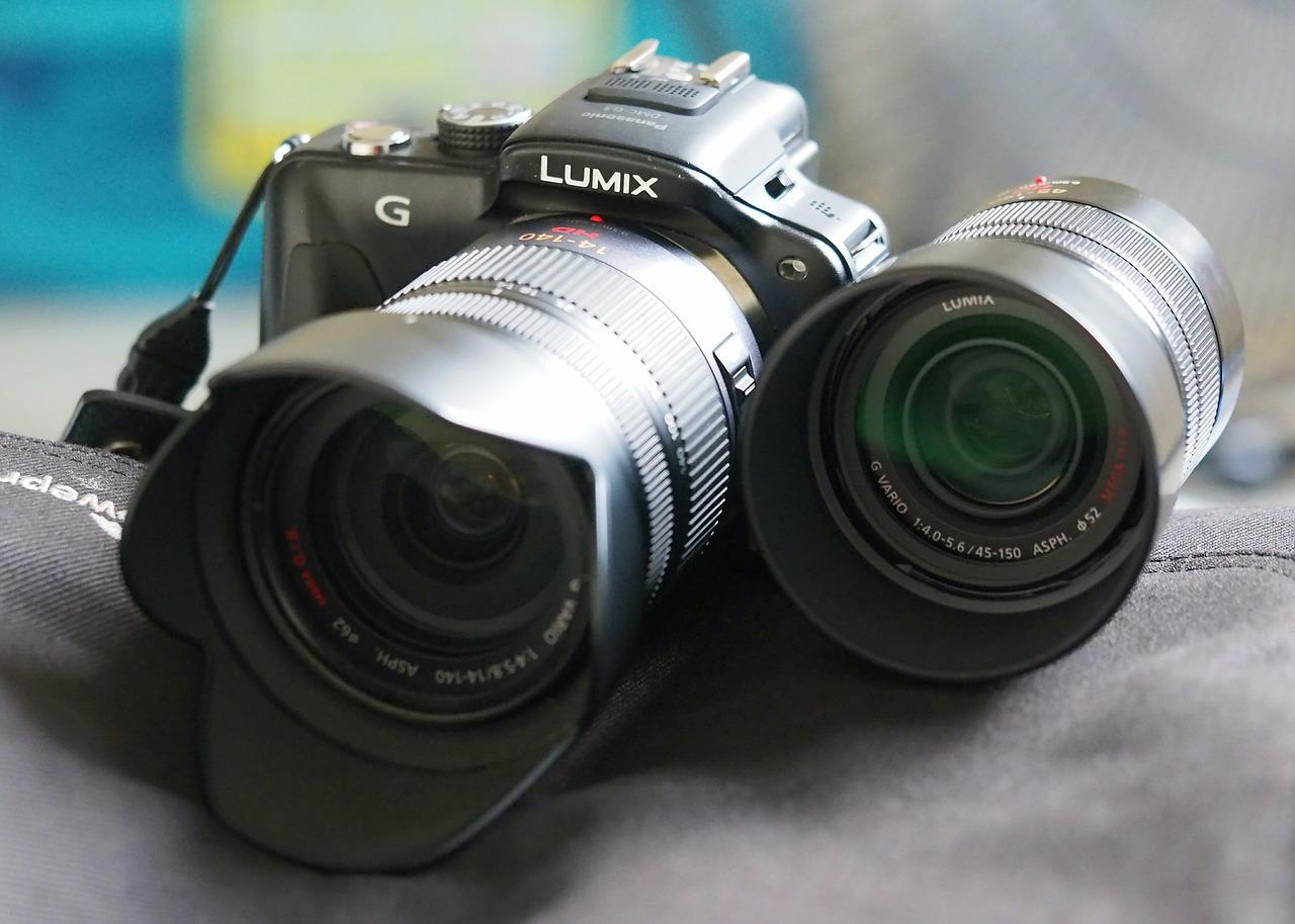 パナソニックのカメラ買取価格